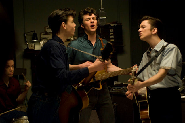 Nowhere Boy - band